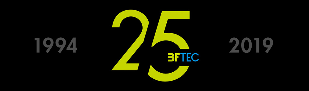 25 Years BFtec